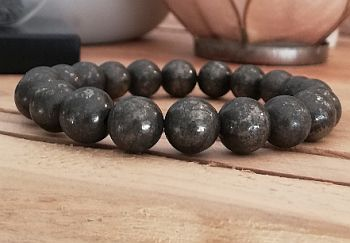 Bracelet de pyrite