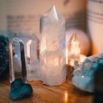 Pack de cristaux personnalisé